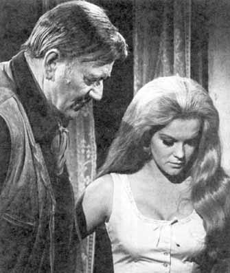 Ann Margret and Duke