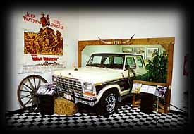 John Wayne's Truck